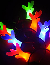 Luminous Antlers Headband