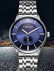 CHENXI High-grade Waterproof Calendar Quartz Watch