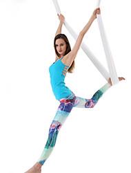 Yokaland Yoga Pants Body Shaper  Scene Print Yoga Ankle Legging Sports Wear