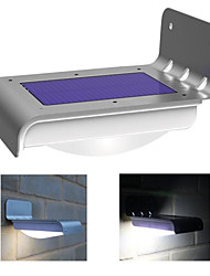 16 LED Solar Power PIR Motion Sensor Garden Security Lamp Outdoor Waterproof Light