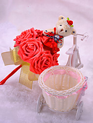 Gifts For Christmas Wedding Gifts Plush Toy Doll Bouquet Teddy Bear
