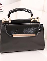Handcee® Most Popular Vintage Design Woman PU Simple Handbag