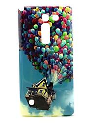 Para Capinha LG Estampada Capinha Capa Traseira Capinha Balões Macia TPU LG LG Spirit/LG C70 H422