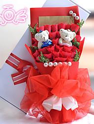 Creative Gift Cartoon Bouquet SOAP FLOWER Gift
