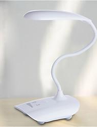 Eye Care 18 LED Desk Lamp, Touch Sensor Control 6-Level Dimmer Brightness Reading Light, Auto Timer
