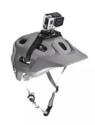 Universal Black Adjustable Helmet for Camera Gopro