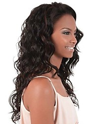 "10""-26"" 100% human hair Wavy hair  Lace Front  wigs  Wavy hair lace wigs"