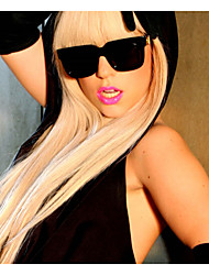 Lady Gaga Wig Long Straigt BLonde Fashion Women  Wigs