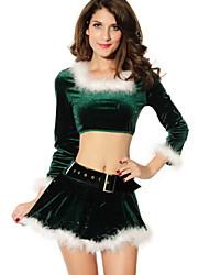 - Santa Anzüge - für Frau - N/A - mit Top/Rock