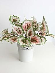 """Rama Plástico Plantas Flor de Mesa Flores Artificiales 30 (11.8"""")"""
