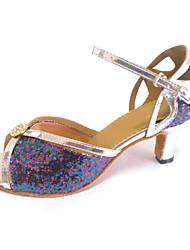 Sapatos de Dança ( Multi-Cor ) - Mulheres Latim
