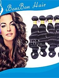 "8""-24""Mongolian Virgin Hair Deep Wave 1PCS"