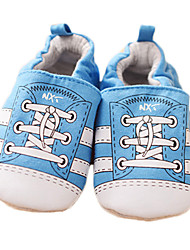 Unisex Baby's Cartoon Fake Slip-on Shoes Infant Toddler First Walker Prewalker Girl Boy Walk Trainer Crip