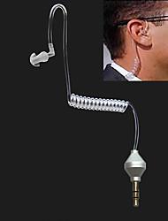 bq-35 tube de 3,5 mm d'air cwxuan ™ contre écouteurs de rayonnement pour iphone 6 plus / 6 / 5s samsung s4 / 5 et d'autres