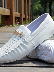 Men's Shoes Casual Loafers White