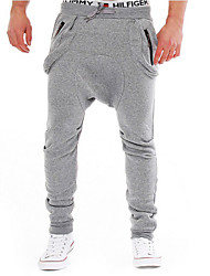 first brand Men's Pants , Cotton Blend Casual
