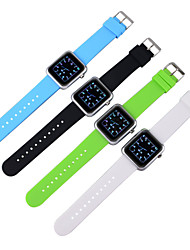 """Atongm W009 Bluetooth V3.0 1.44"""" Touch Screen Wearable Smart Watch for Android - Assorted Colors"""