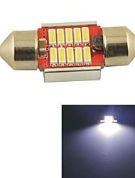 Spia del cruscotto/Luce dell'abitacolo/Luce di ingombro - Auto - LED - Faretto - 6000K