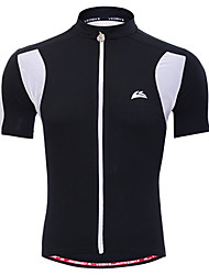 Men's Outdoor Quick Dry Breathable Short Sleeve Cycling Jersey