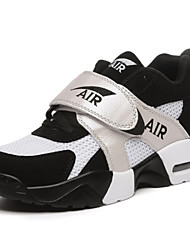 Walking/Basketball Women's Shoes Tulle Black/White