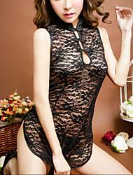 Vêtement de nuit Femme Uniformes & Tenues Chinoises Dentelle