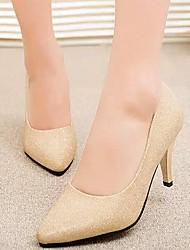 Amir 2015 Hot Sale Women's Shoes Glitter Stiletto Heel Wedding/Party & Evening/Dress Black/Gray/Gold