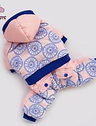 Cappottini/Pantalone/Felpe con cappuccio - di Cotone/Pile - Rosa - Matrimonio/Cosplay