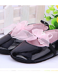 Baby Shoes Casual  Flats Black/White