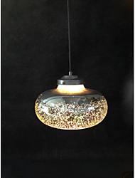 Lustre - Globe - avec LED - Verre