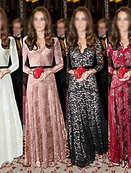 CNB     Women's Vintage/Sexy/Bodycon/Casual/Lace/Party Dresses (Lace)