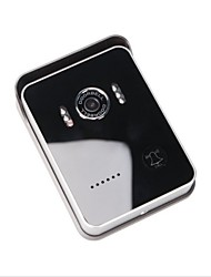 WiFi Video Doorphone Door Intercom Doorbell with Two Way Voice, Mobile Apps and Doorbell Button
