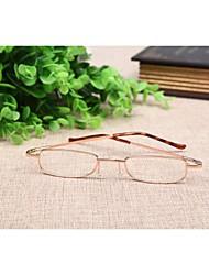 [Free Lenses]  Rectangle Full-Rim Reading Glasses (Random Distribution)