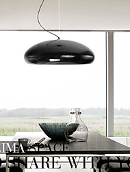 cristal colgante luces 220v hierro simple arte moderno