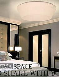 Bulb Included Flush Mount , Modern/Contemporary Living Room/Bedroom/Dining Room/Kitchen/Study Room/Office/Kids Room/Hallway Metal