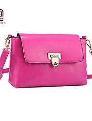 handcee® venta caliente del diseño de la vendimia del bolso de la PU de la señora hombro