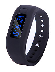 "0.91"" Bluetooth Smart Bracelet Waterproof Wearable Sleep Monitoring Bluetooth Sports Pedometer"
