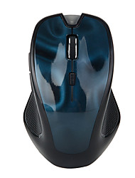 entreprise&bureau de style bluetooth 3.0 souris optique sans fil 3D couleur 1600dpi 6 touches