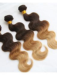 "3 Pcs/Lot+12""-26""+Brazilian (Italian) Virgin Hair+ color(natural black)+body wave.."