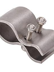 Abrazadera de la linterna de múltiples tubería uso de 16-25 mm y pinza fija (distancia entre ejes 33)