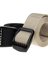 rockway® extérieur et décontracté métal nylon unisexe empêcher randonnée boucle et courroies se déplacent