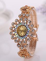 Новые приходят настройку имитация алмаза моды смотреть электронные женщин платье стиля часы женские наручные часы горячая
