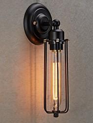 Chandeliers muraux - Rustique/Campagnard - Ampoule incluse - Métal