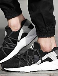 Walking Men's Shoes Black/Red