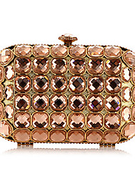 Ladies Fashion Crystal Rhinestone Evening Bag