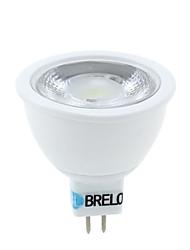 6W GU5.3(MR16) Точечное LED освещение 1 COB 550 lm Тёплый белый / Естественный белый AC 12 V 1 шт.