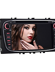 DVD Player Automotivo - 2 Din - 1024 x 600 - 7 Polegadas