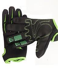 Gloves Sports Gloves Men's Cycling Gloves Bike Gloves Anti-skidding / Wearproof / Wearable Full-finger Gloves / Winter GlovesCycling