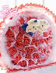 Noiva / Noivo / Dama de Honor / Padrinho do Noivo / Menina das Flores / Portador do Anél / Casal / Pais / Bebés e Crianças Presentes-1/1