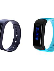 Bluetooth 4.0 multifonctionnel courir étanche IP 67 calories Bracelt intelligente podomètre