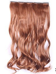 3 Color Harajuku Long Curly Natural False Hair Wigs Costume Heat Resistant Synthetic Hair Clip In Extensions Pad Wig